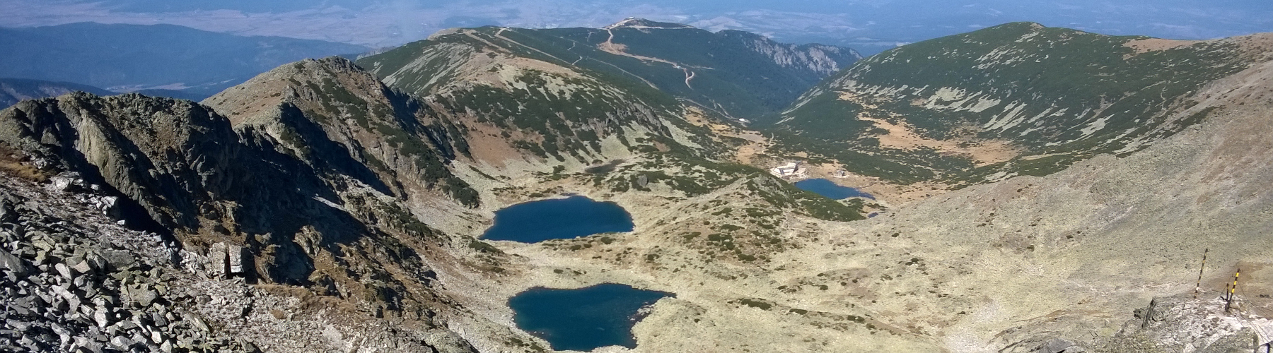 The Musala Lakes, Rila Mountain