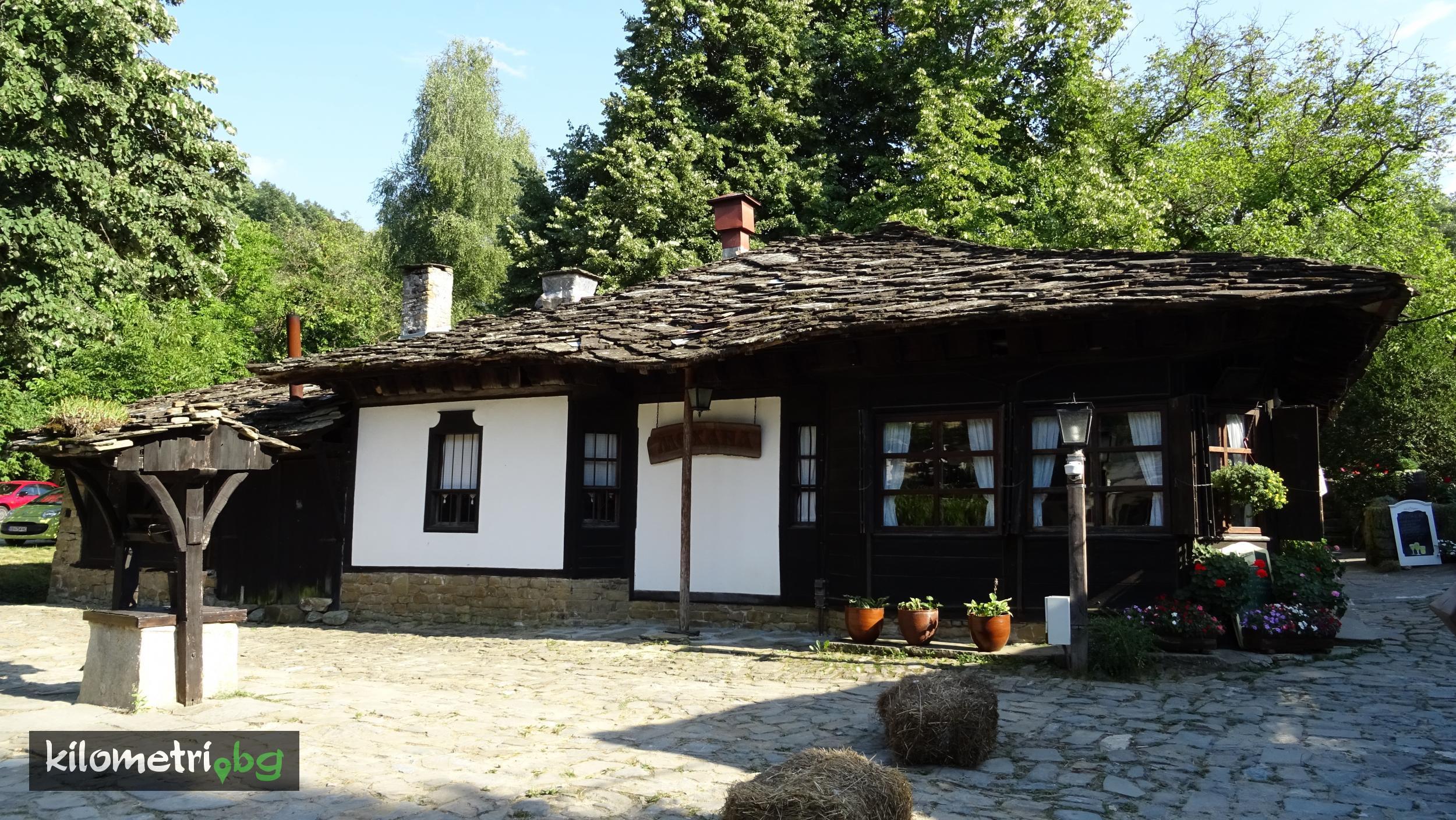 Selo Bozhenci Kilometri Bg
