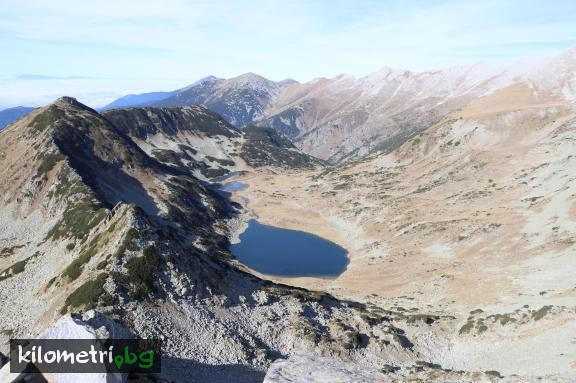 Vlahinski Lakes, Pirin Mountain